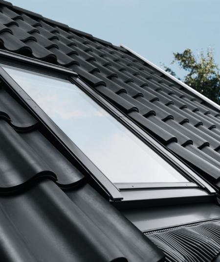 Klassisches Dachfenster