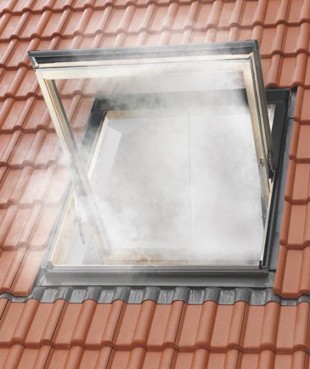 Rauch- und Wärmeabzugsfenster, RWA Anlagen